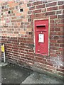SK3947 : Post Box on the Factory by Bill Nicholls