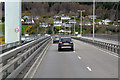NH6647 : Kessock Bridge towards North Kessock by David Dixon