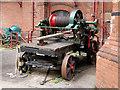 SK2625 : Winch at Claymills Pumping Station by David Dixon