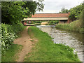 SK2525 : Trent and Mersey Canal Bridge 29A (James Brindley Way) by David Dixon