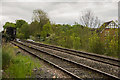 SK3516 : A steam train passing Ashby-de-la Zouch Station by Oliver Mills