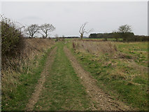 TG1440 : Footpath from Sheringham Road by Hugh Venables