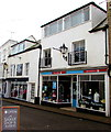 SY1287 : Save The Children shop in Sidmouth town centre by Jaggery