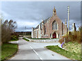 NH5850 : Tore Gallery (former Killearnan Free Church) by David Dixon