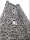 J4772 : The south facing facade of Scrabo Tower by Eric Jones