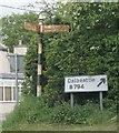 NX8166 : This way to Dalbeattie by Richard Sutcliffe