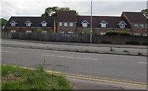 ST3090 : Eastern edge of Westfield Gardens, Malpas, Newport by Jaggery