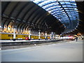 SE5951 : Interior of York station from platform 3 by Richard Vince