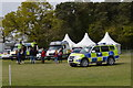 ST7983 : Police at Badminton Horse Trials by Jonathan Hutchins