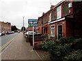 SJ6552 : Old Post Office, Millstone Lane, Nantwich by Jaggery