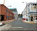 SJ8990 : Hatton Street by Gerald England