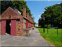 SO9568 : Avoncroft Museum by Chris Gunns