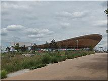 TQ3784 : Arena, Olympic Park, Stratford by Christine Matthews