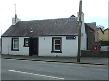 NT5247 : Cottage on West High Street, Lauder by JThomas