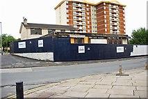 SE3320 : The former Snooty Fox, 1 Brunswick Street, Wakefield by P L Chadwick