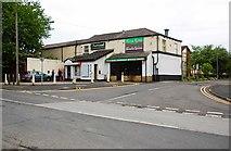 SE3320 : Pizza Roma, Shimla Spices & Charcoal, Tavern Street, Wakefield by P L Chadwick
