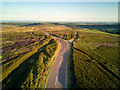 SE6992 : Old and New routes over the moors by Colin Grice