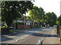 TQ4491 : Fencepiece Road, Chigwell by Malc McDonald