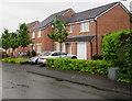 ST3090 : Royal Mail drop box, Westfield Way, Malpas, Newport by Jaggery
