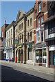 TL8507 : Former Post office, High Street, Maldon by Julian Osley