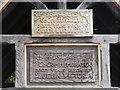 SK1337 : Royal Jubilee Plaques by Bob Harvey