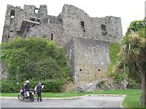 J1811 : King John's Castle, Carlingford by Eric Jones