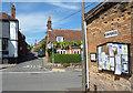 SU2764 : Parish Notices, Great Bedwyn by Des Blenkinsopp
