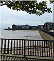 TA1128 : The Outer Basin at the Victoria Dock Village in Hull by Mat Fascione