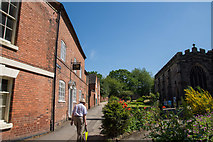 SK3616 : Saint Helen's Church, Ashby by Oliver Mills