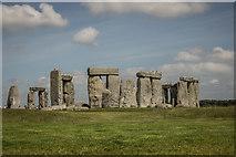 SU1242 : Stonehenge by Brian Deegan