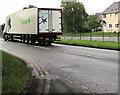 ST3091 : Clipper lorry, Malpas, Newport by Jaggery