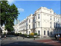 TQ2882 : St Andrew's Place NW1 by Des Blenkinsopp