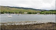 NM8312 : Shoreline at Loch na Cille by Trevor Littlewood