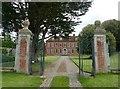 SU8297 : Gateway to Bradenham Manor by Graham Hogg