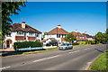TQ1556 : Cobham Road by Ian Capper