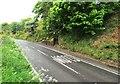 NO1801 : Path from Scotlandwell to Bishop Hill by Bill Kasman