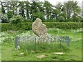 SP2930 : Rollright Stones: the King Stone by Graham Hogg
