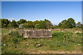 SJ5638 : WWII Shropshire, RAF Tilstock Airfield Battle Headquarters (1) by Mike Searle