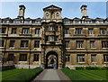 TL4458 : Clare College in Cambridge by Mat Fascione