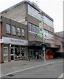SS9079 : Townsend Florist in Bridgend town centre by Jaggery