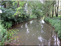 SP2050 : Atherstone on Stour The River Stour by Roy Hughes