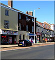 SX9191 : Bargain Cards & Gifts shop, St Thomas, Exeter by Jaggery
