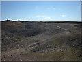 NZ0500 : Workings on Marrick Moor by Karl and Ali