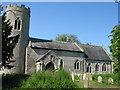 TG3103 : St John the Baptist, Hellington (Round Tower Church) by G Laird