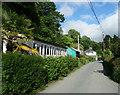SX4268 : Lower Kelly, Calstock by Des Blenkinsopp