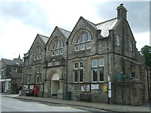 SD8789 : Market  Hall, Hawes by JThomas