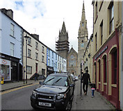 H4472 : Repairs to Sacred Heart Church, Omagh by Kenneth  Allen