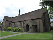 TQ2075 : All Saints, East Sheen: late May 2017 by Basher Eyre