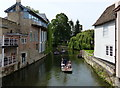 TL4458 : Punting on the River Cam in Cambridge by Mat Fascione