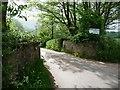 SO2827 : Bridge over a tributary of Afon Honddu by Christine Johnstone